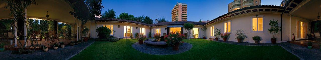 Santiago Guesthouse Panorama