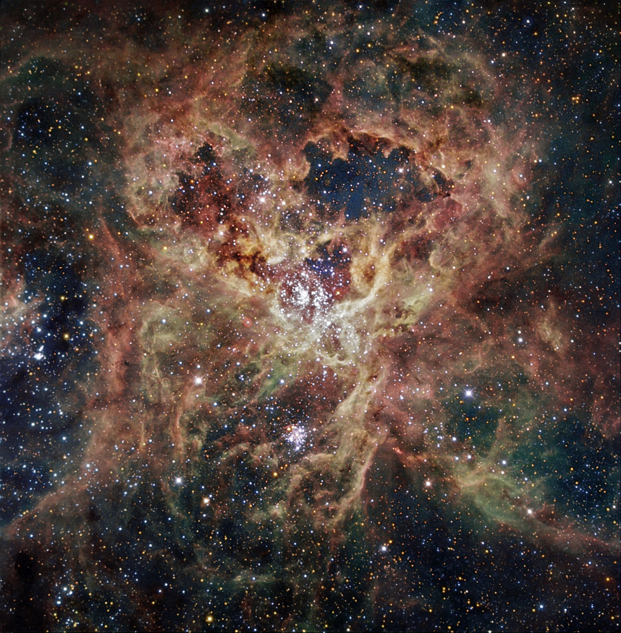 H II region  astronomy  Britannicacom