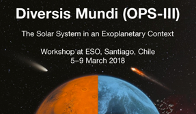Diversis Mundi: The Solar System in an  Exoplanetary context