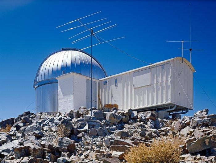 Swiss T70 telescope, 1982