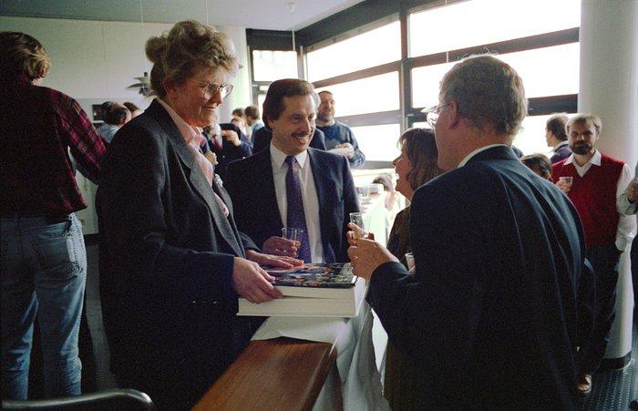 Christa Euler Celebrates 25 Years at ESO