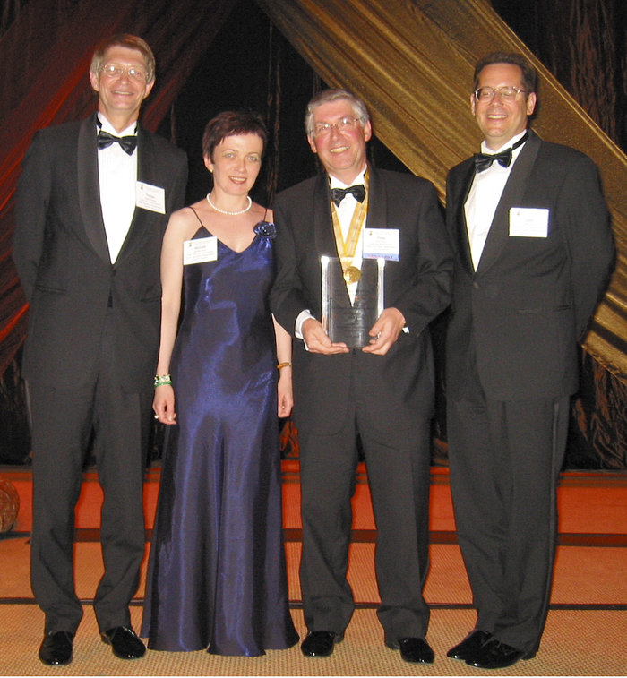 ESO Receives the Award in the Science Category