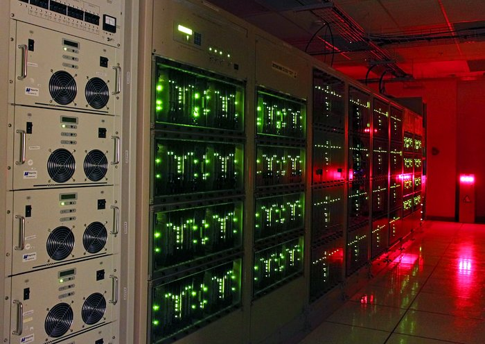 Der ALMA-Korrelator in Betrieb