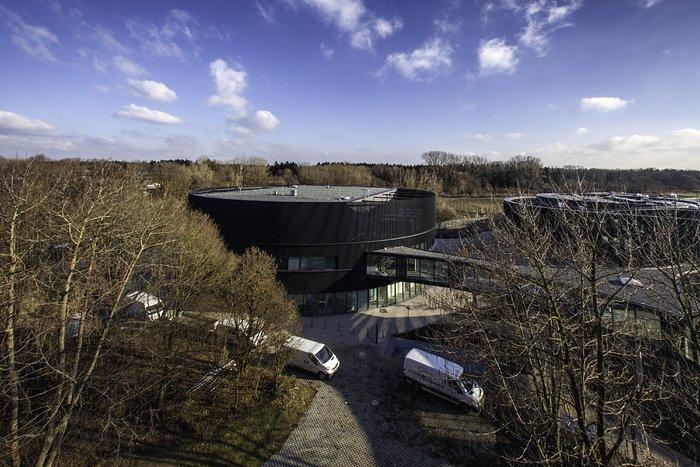 ESO:s nya tekniska byggnad