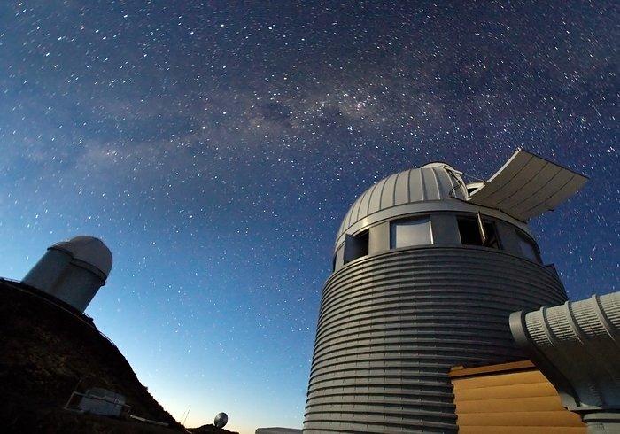 Chasseurs d'exoplanète à La Silla