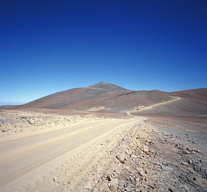 Van een zandweg naar 's werelds leidende observatorium (historisch)