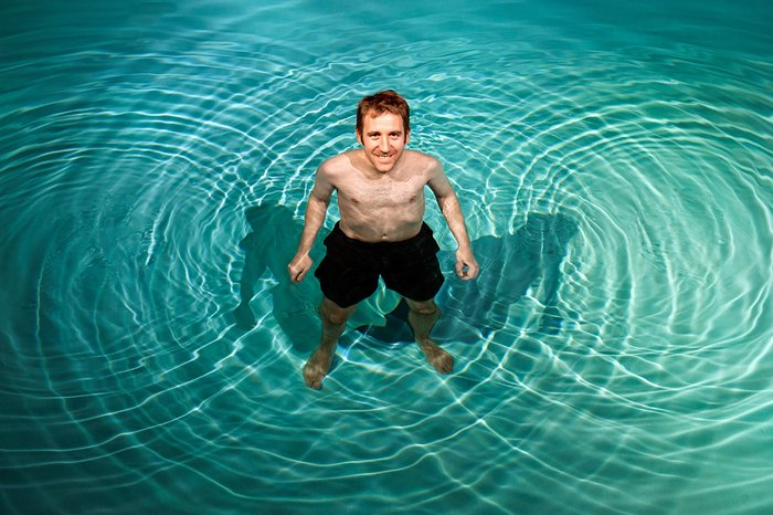 Schwimmbad-Interferometrie