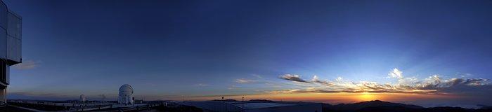 Impressione, tramonto