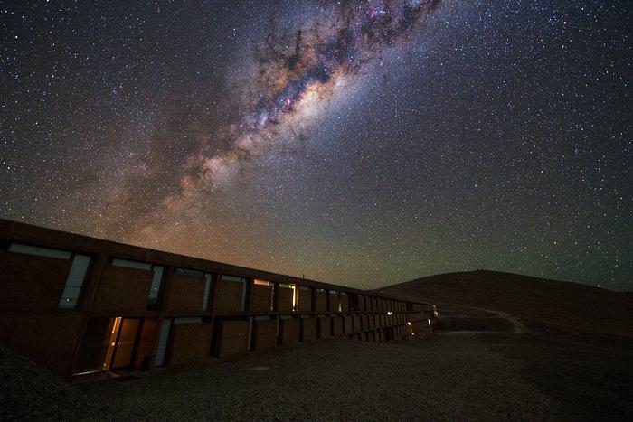A casa nella Via Lattea