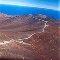 A bird's eye view of Paranal in 1994.