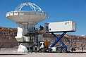 "Cryogenic ""Catering Truck"" Comes to the ALMA Observatory"