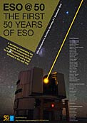 ESO@50 scientific workshop poster