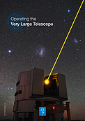 "Titelseite der Broschüre ""Operating the Very Large Telescope"""