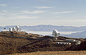 A View of La Silla Observatory in the 70s