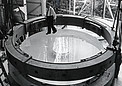 Making the ESO 3.6m Telescope M1 Mirror