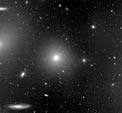 Bright Galaxies in the Virgo Cluster