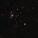 Wide-field view of the Fornax Galaxy Cluster