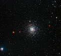 The globular star cluster Messier 107