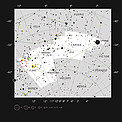 The star cluster NGC 3572 in the constellation of Carina