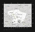 La región de formación estelar Gum 41 en la constelación de Centauro