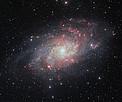 VST capta una imagen muy detallada de la Galaxia del Triángulo