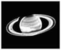 Saturn and the Giant White Spot