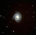 FORS1 First Light - Spiral galaxy NGC 1288