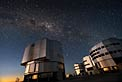VLT Telescopes at Paranal
