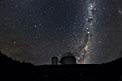 La Silla under the Milky Way