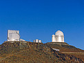 The NTT and the ESO 3.6-metre telescope