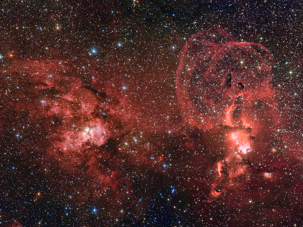 A cluster of thoughts: Star formation across Carina and