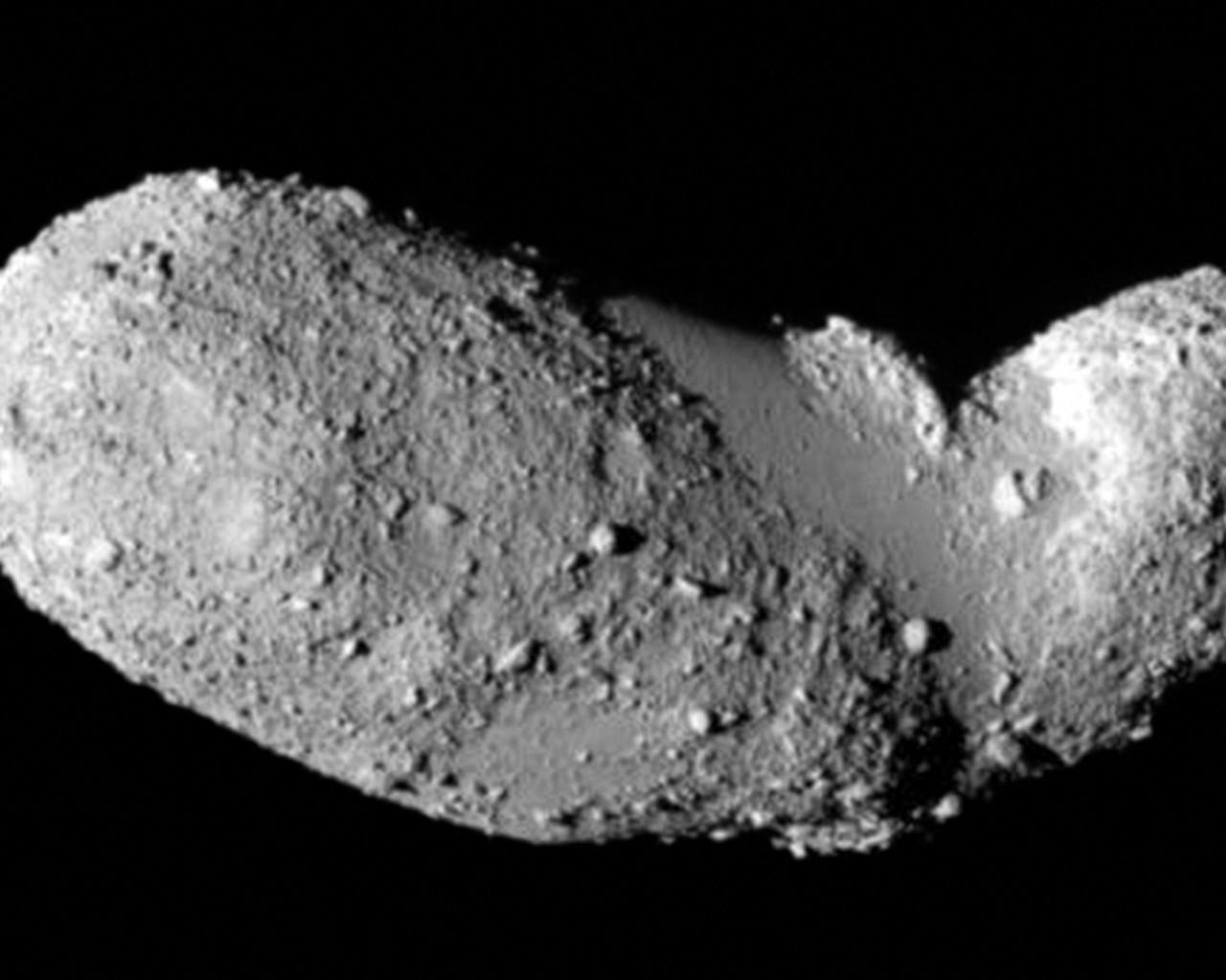 itokawa asteroid surface - photo #13