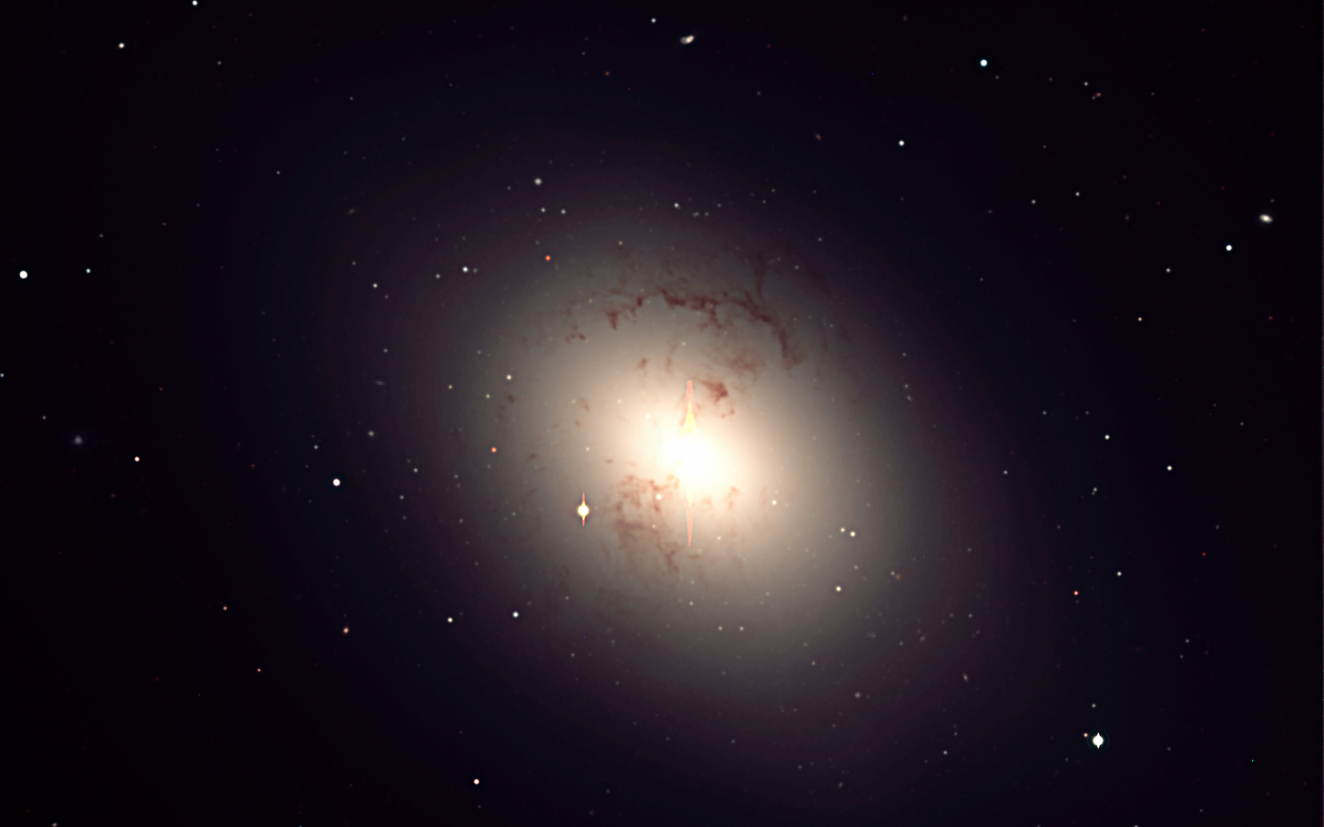 elliptical galaxies names - photo #4
