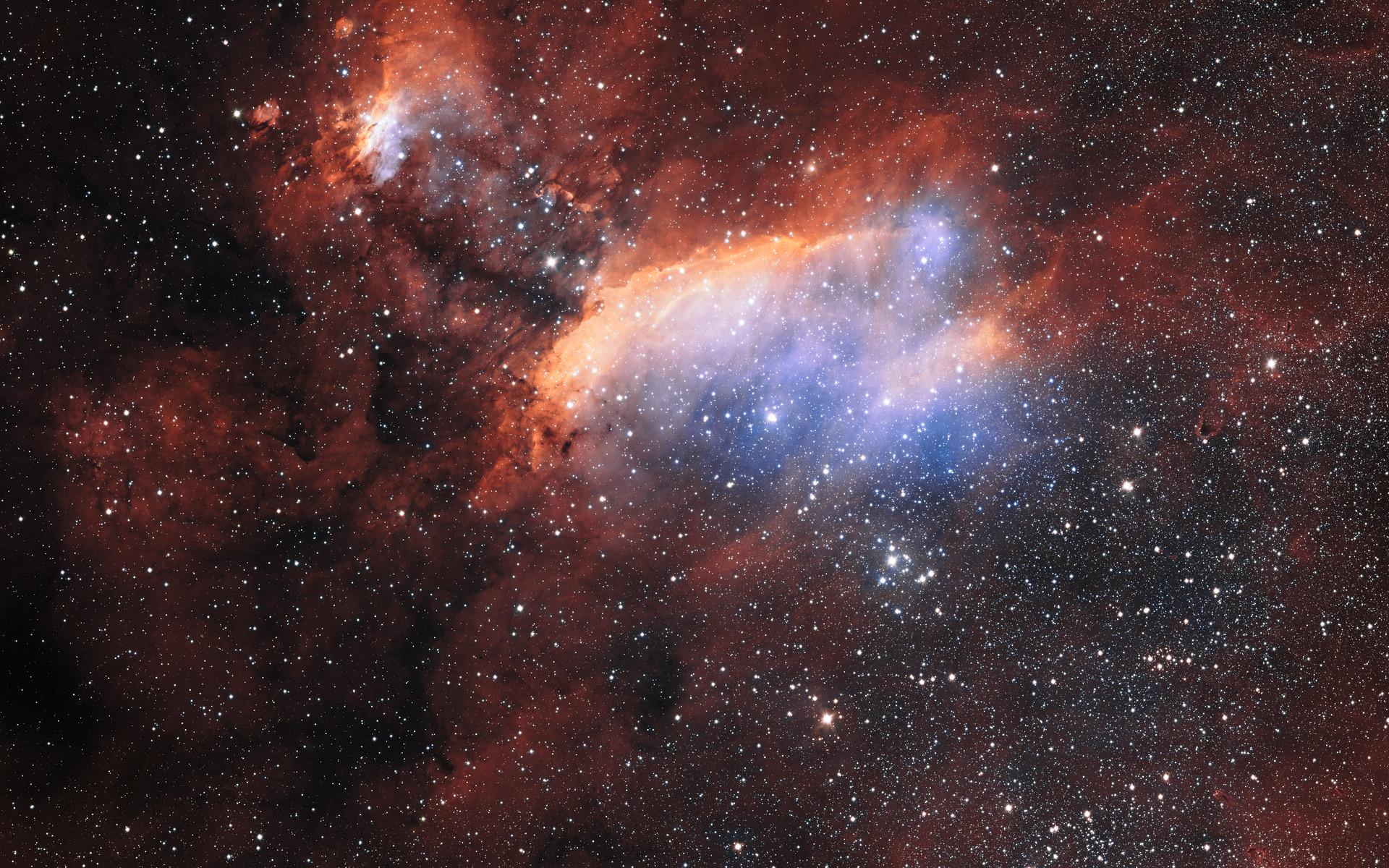 4K Nebula (page 2) - Pics about space