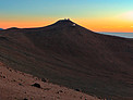 Sunset at Paranal Observatory