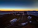 Planety se řadí nad observatoří La Silla