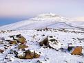 Snowy Paranal