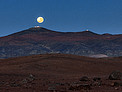 Paranal in the Moonlight