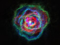 Flowers of stellar wind could be due to stellar companions