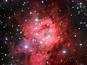 A starry superbubble