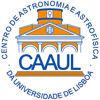 Logo: The Centre for Astronomy and Astrophysics of the University of Lisbon (CAAUL)