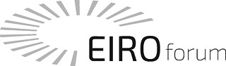 Logo: EIRO Forum Black