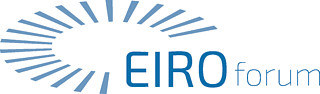 Logo: EIRO Forum Blue