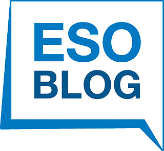 Logo: ESOblog in colour