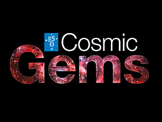 Cosmic Gems Logo (black)