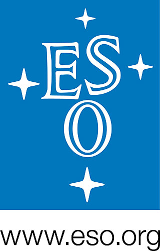 ESO logo and URL in blue