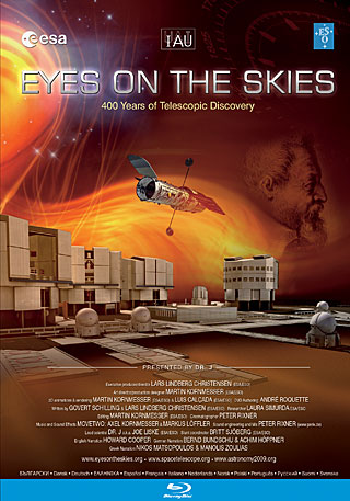 Blu-ray: Eyes on the Skies ( VIP cover, Blu-ray)