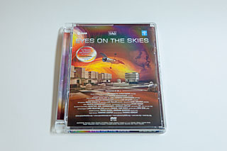 CD: Eyes on the Skies Soundtrack and DVD