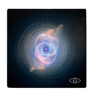 3D Magnetic Cat's Eye Nebula