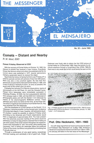 Messenger Issue 32
